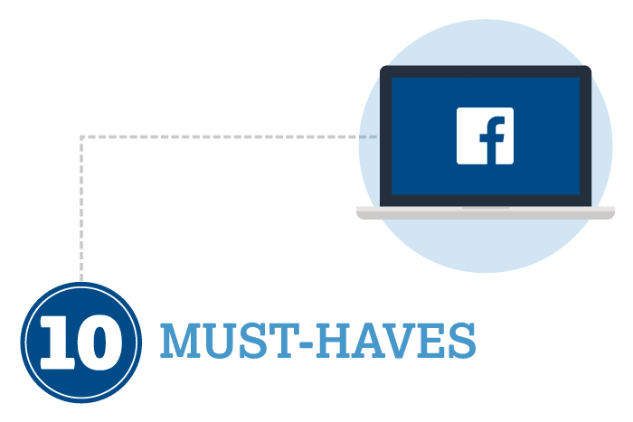 10 Must-Haves for Your Facebook Business Page