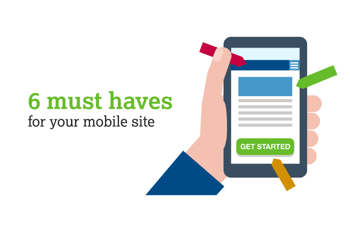 6 Ways Your Website Can Create a Great Experience for Mobile Users