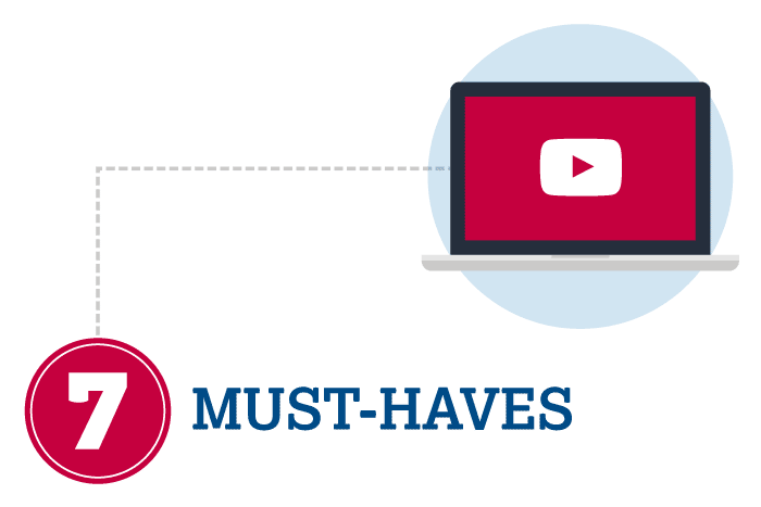 7 Must-Haves for Your Corporate YouTube Channel