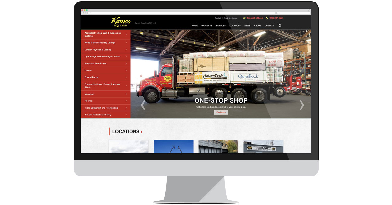 Kamco New Jersey Homepage