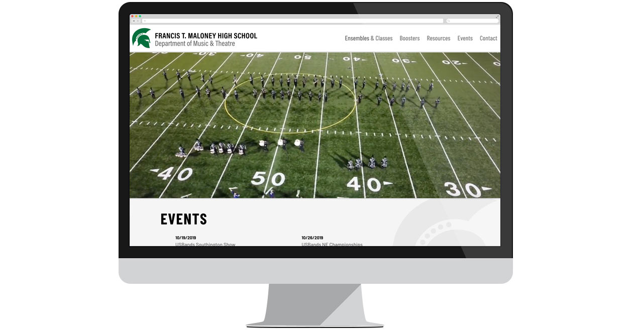 Maloney High School Music Department Homepage