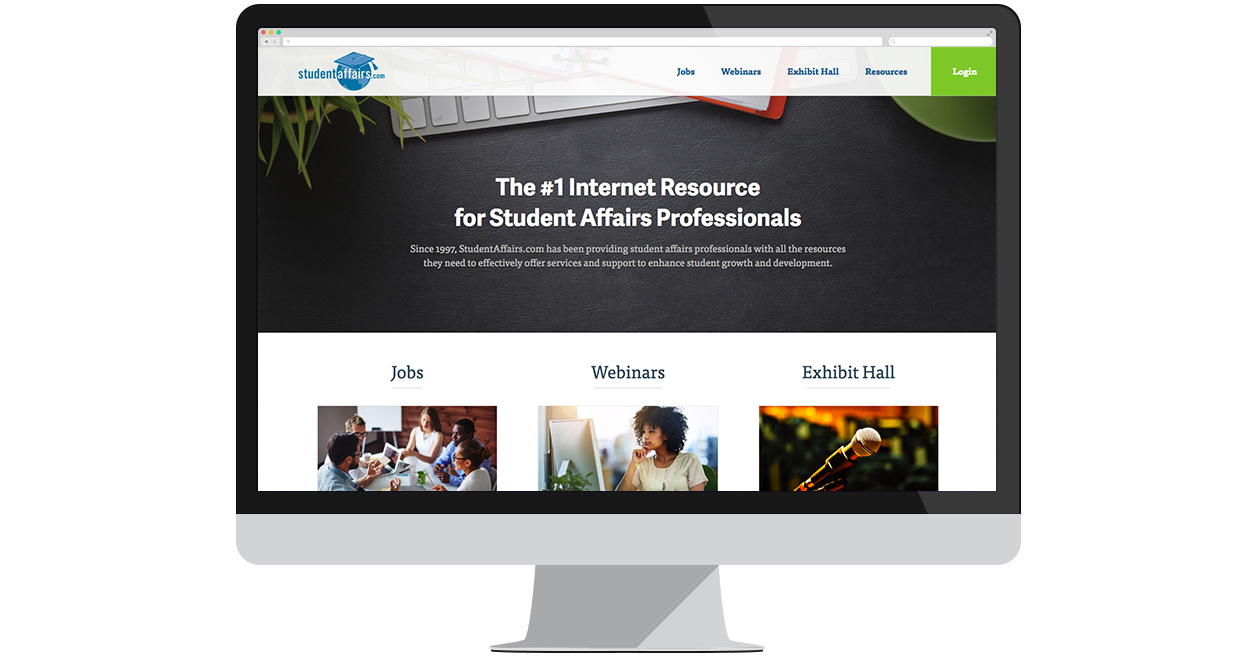Higher Ed Resource StudentAffairs.com Launches New Website