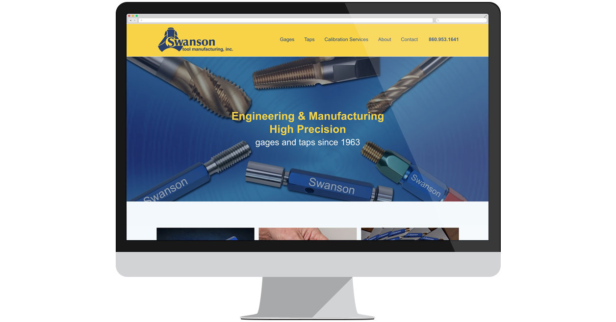 Swanson Tool Manufacturing Homepage