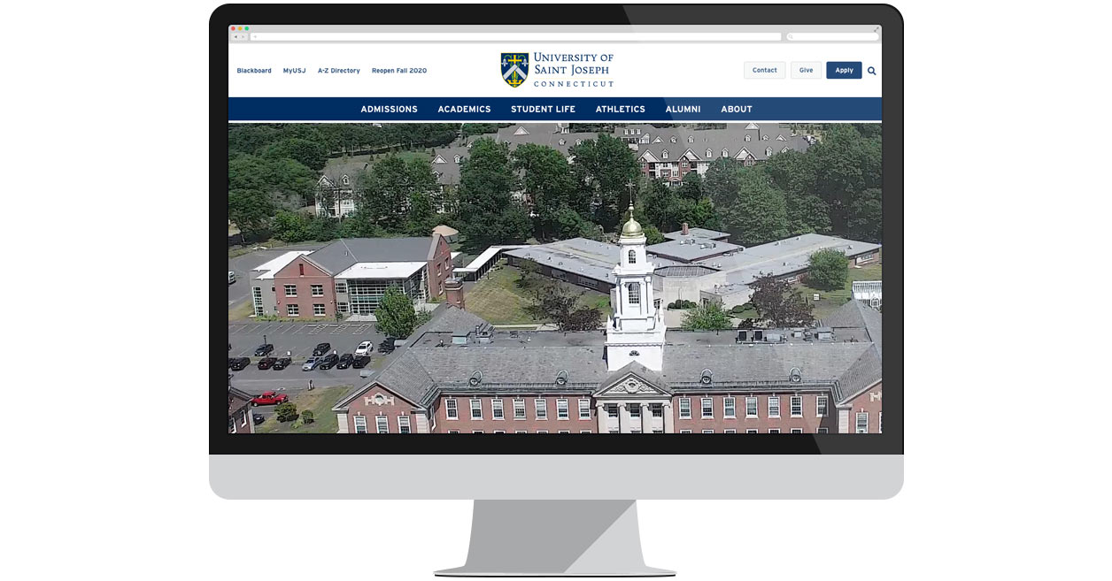 The University of Saint Joseph Homepage