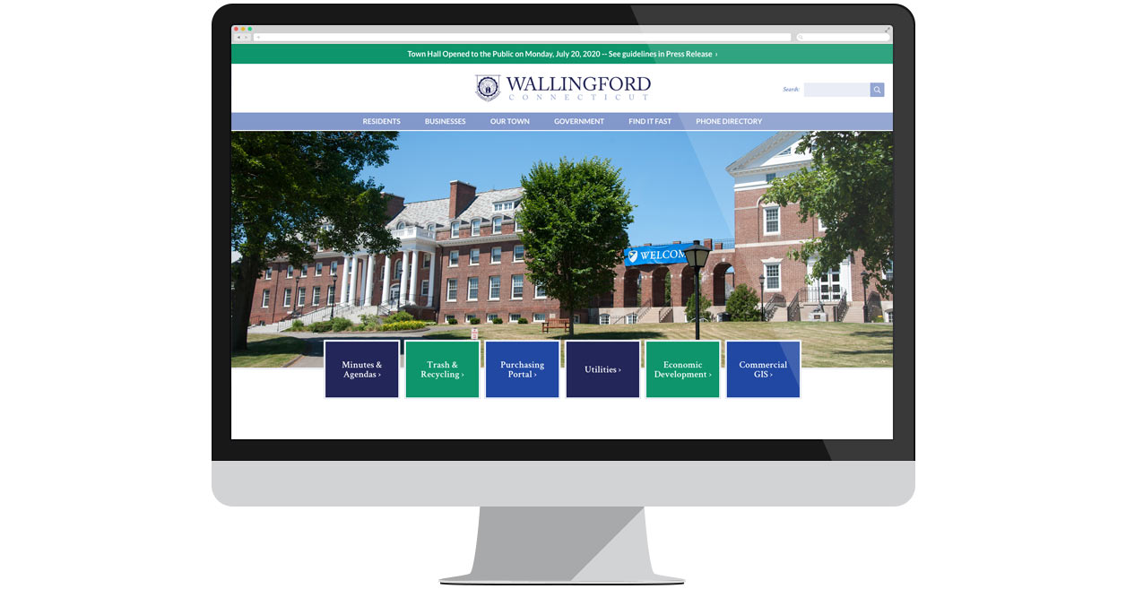 Town of Wallingford Homepage