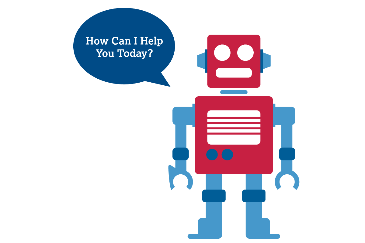 chatbot graphic