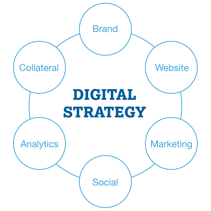 Digital Strategy Components