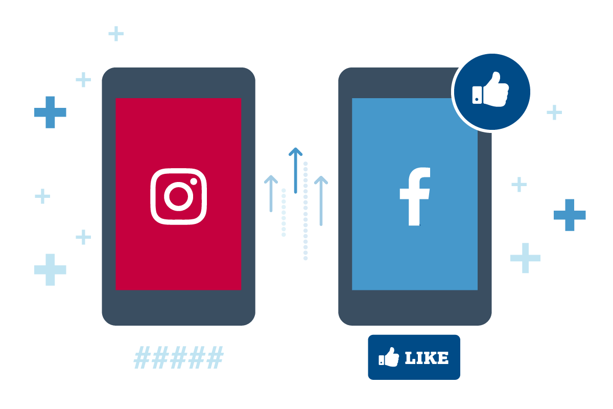 Facebook and Instagram Image