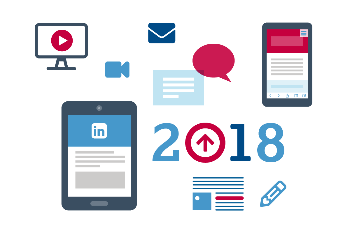 get more leads in 2018 graphic