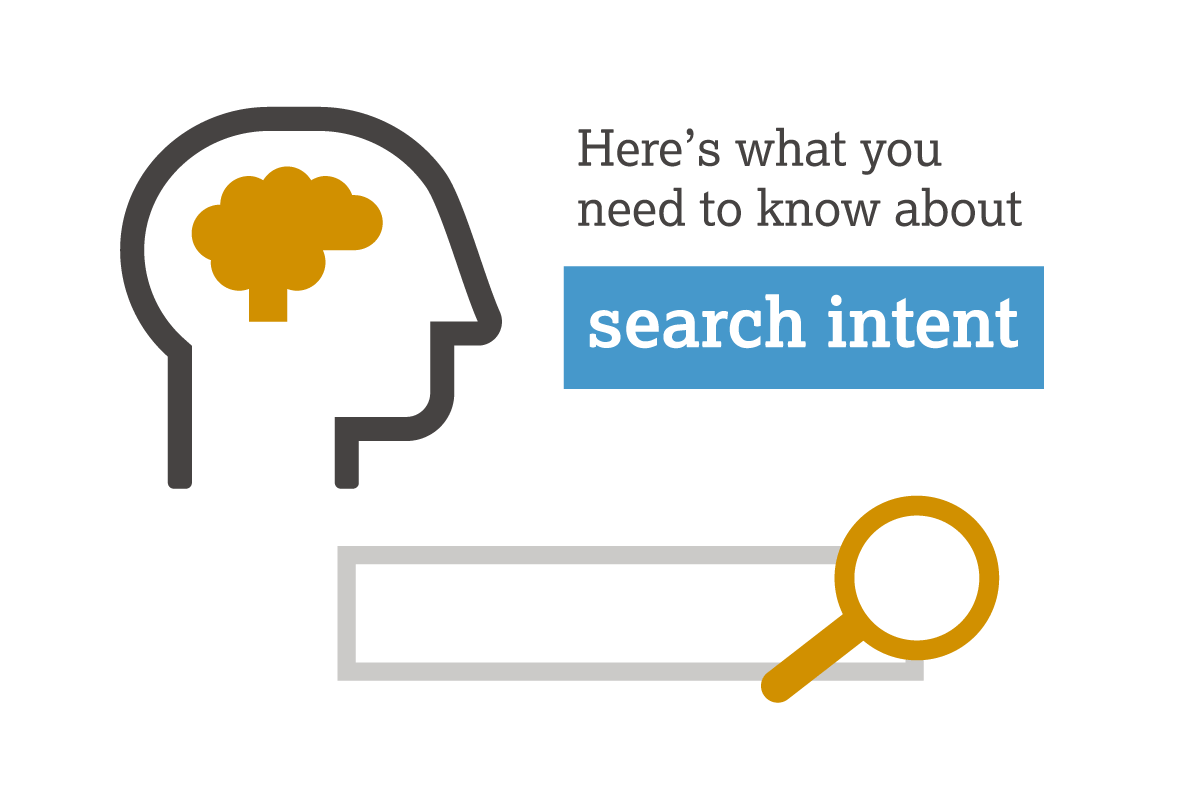Search Intent graphic