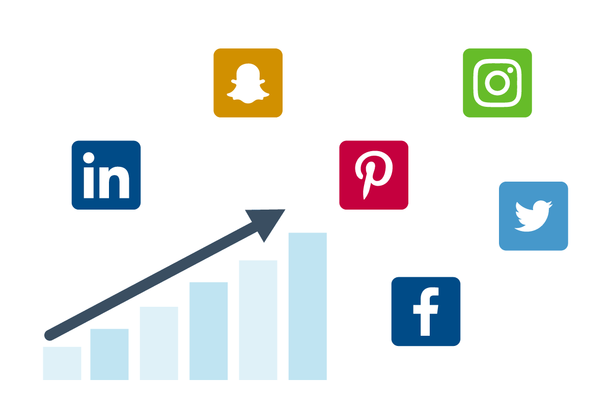 Social Channels Graphic