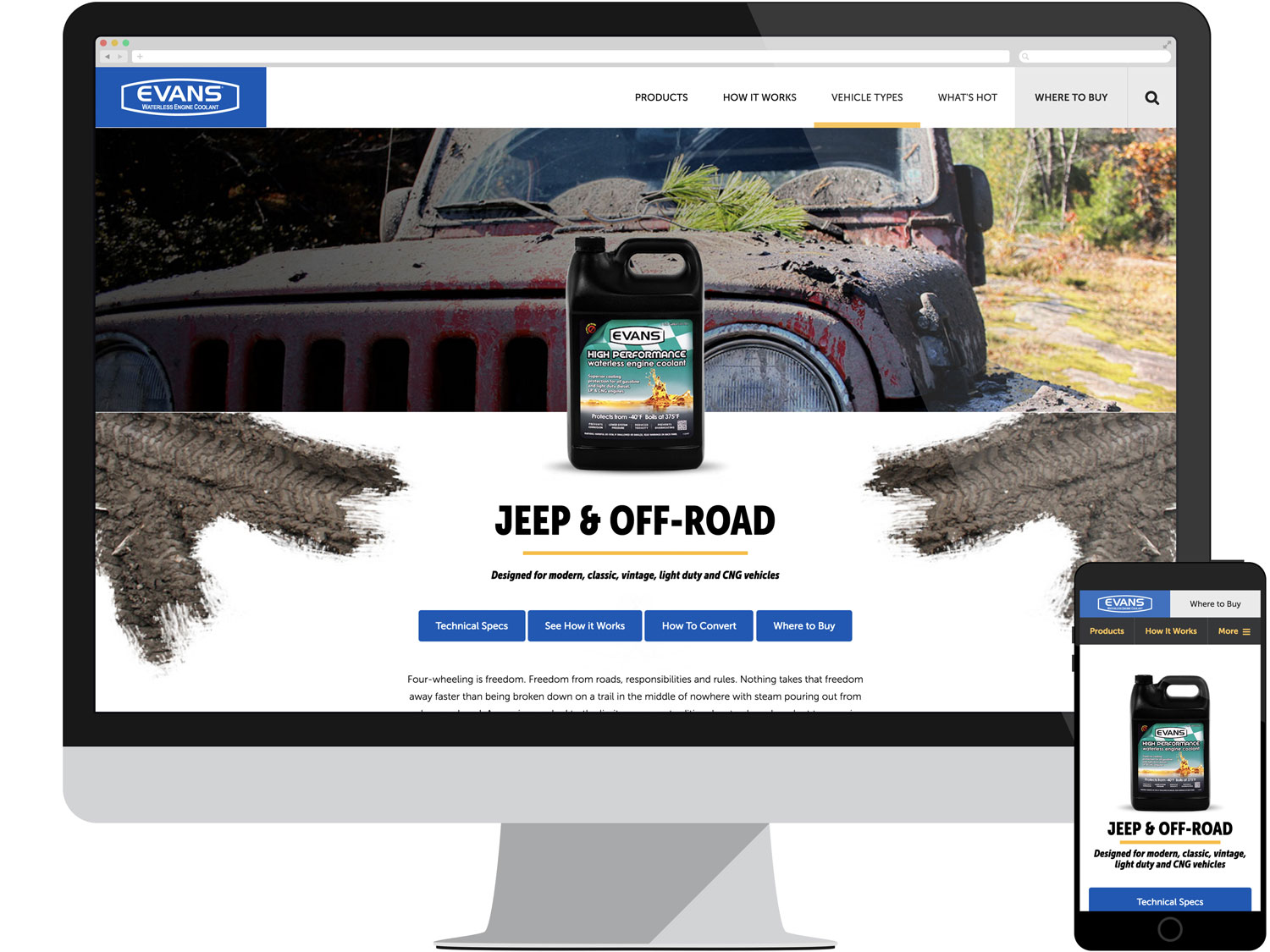 Audience Page - Jeep