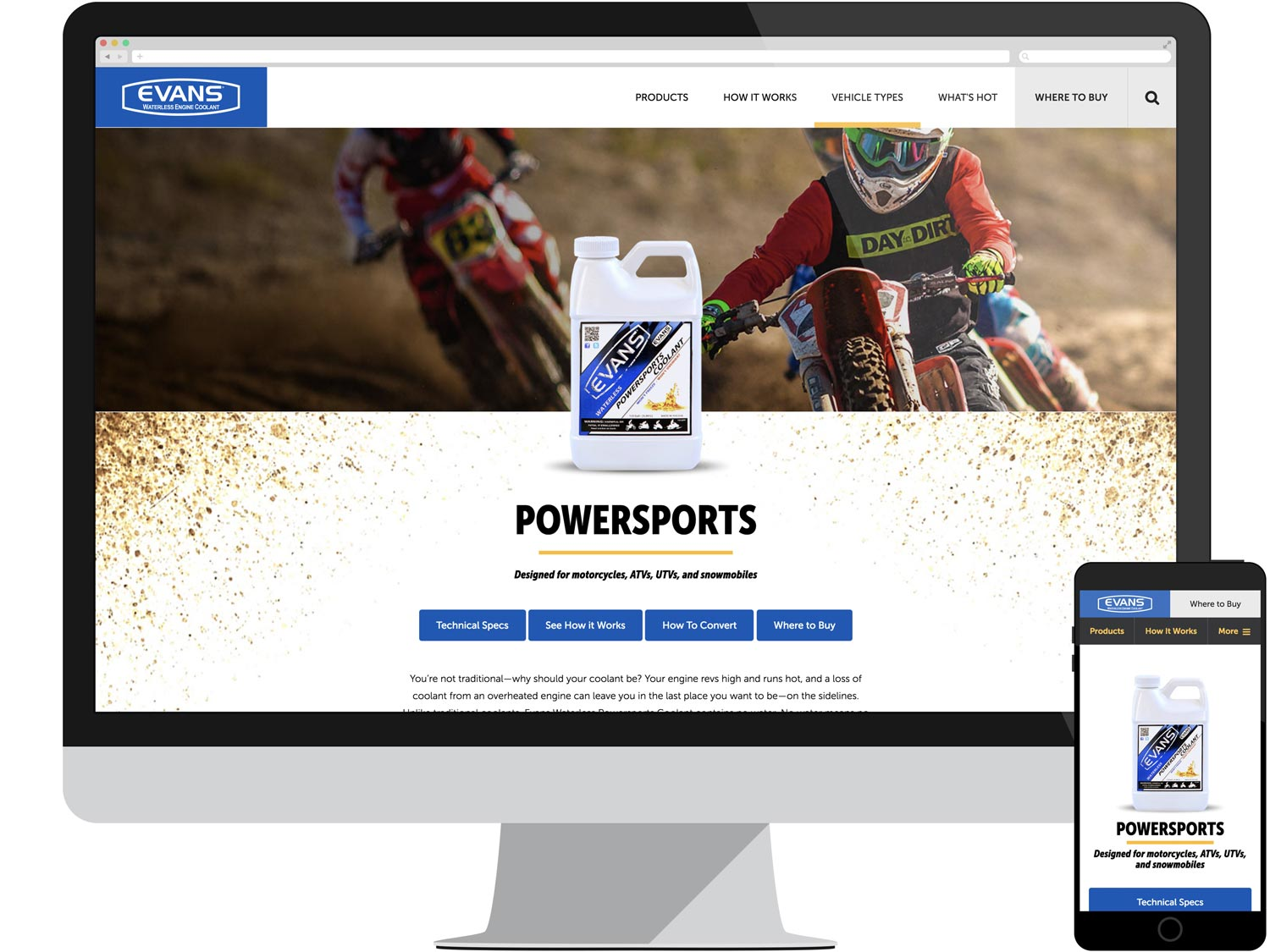 Audience Page - Powersports