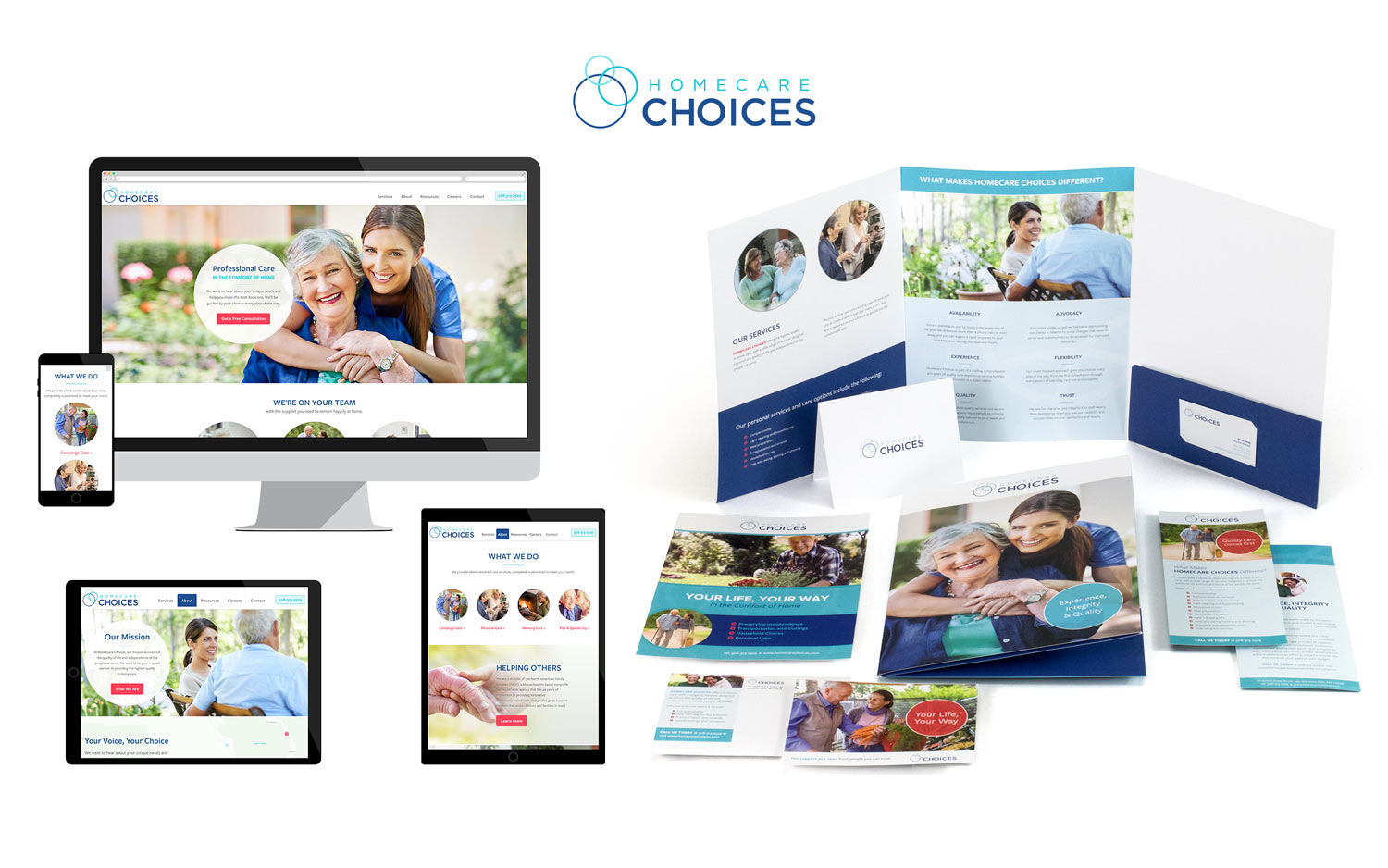 Homecare Choices Campaign