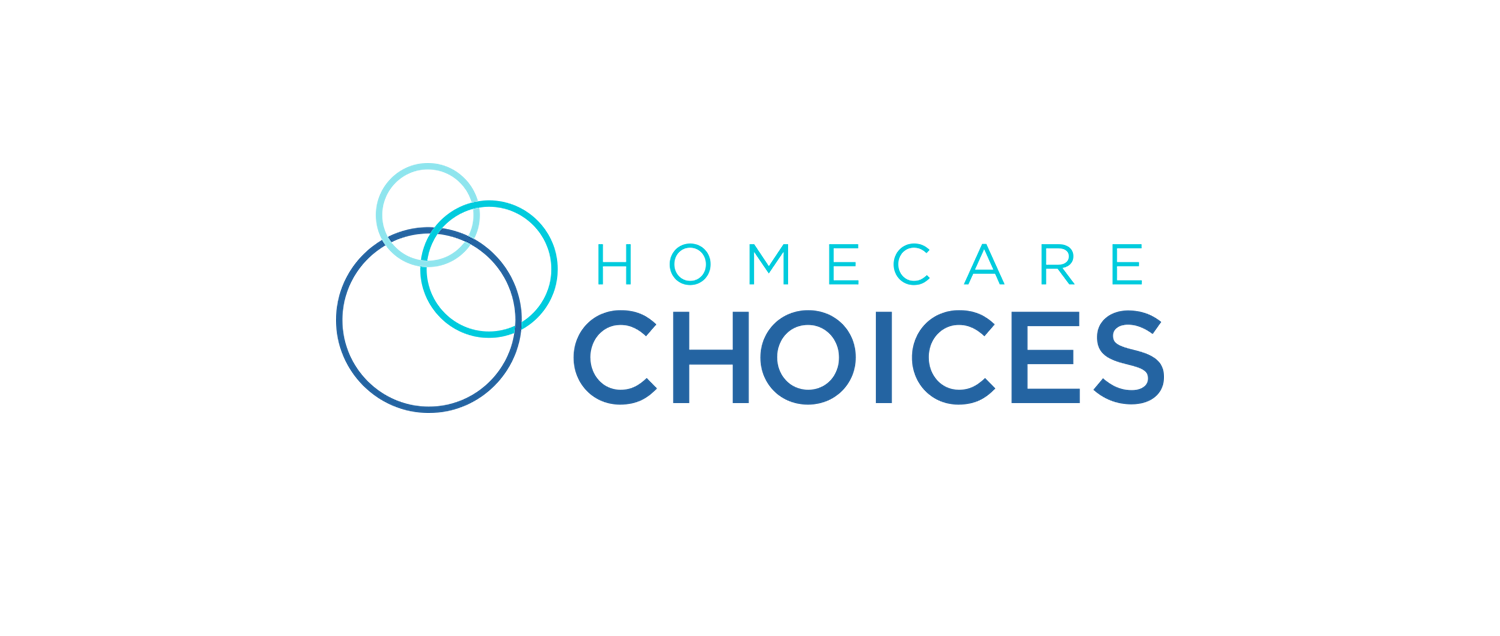 Brand identity for Homecare Choices