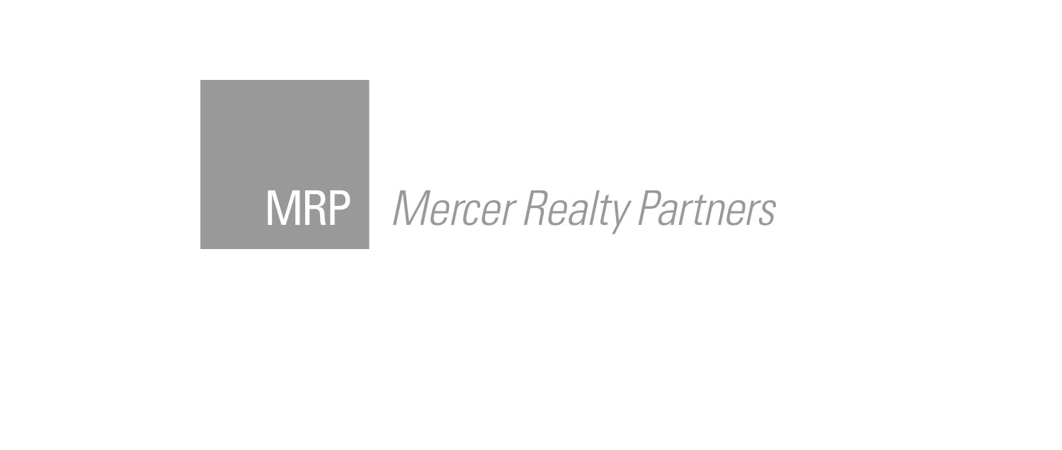 Identity design for Mercer Realty