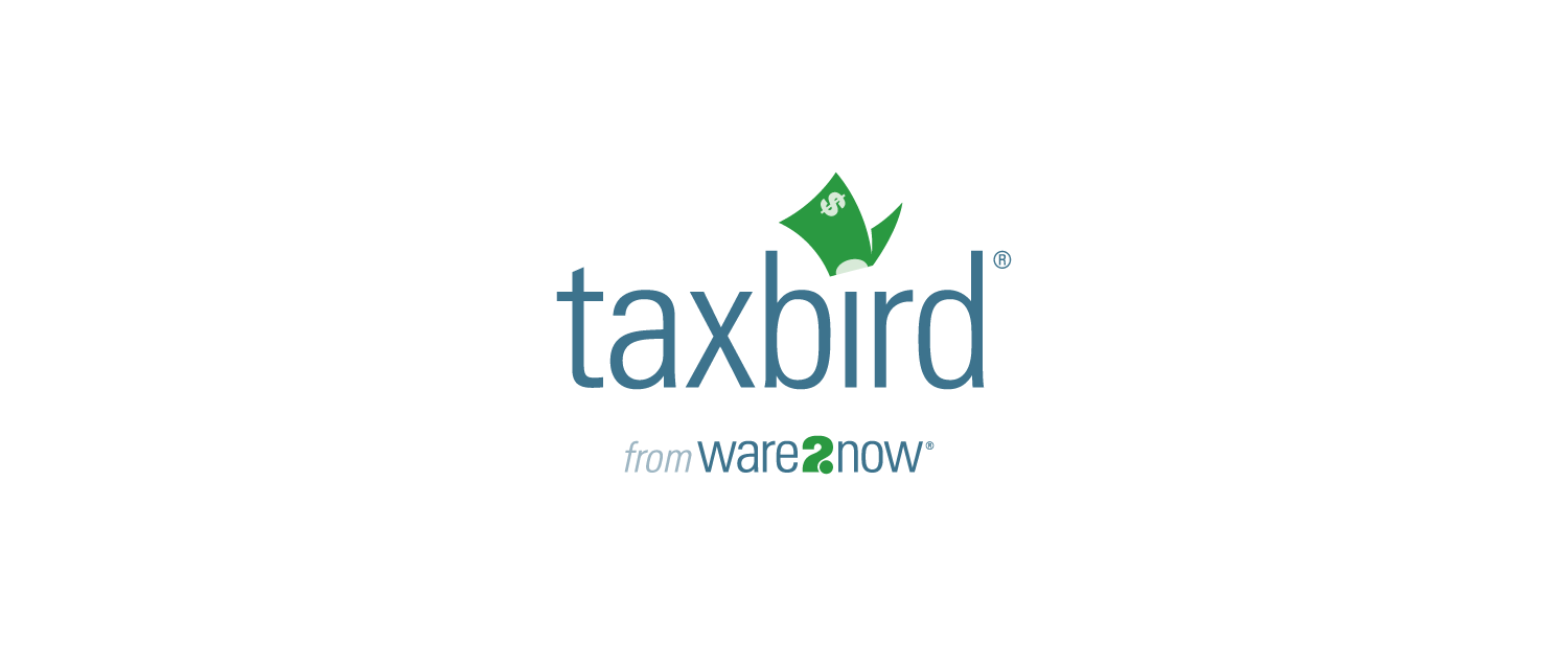 Brand identity for TaxBird