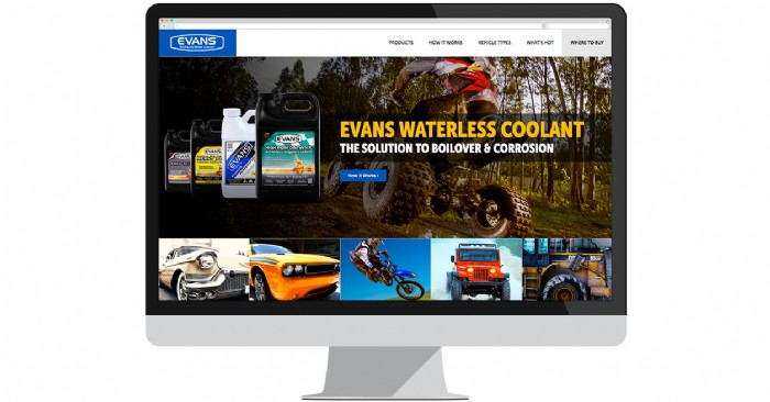 Evans Cooling Gets a Facelift Down Under With Launch of Evans Australasia Site