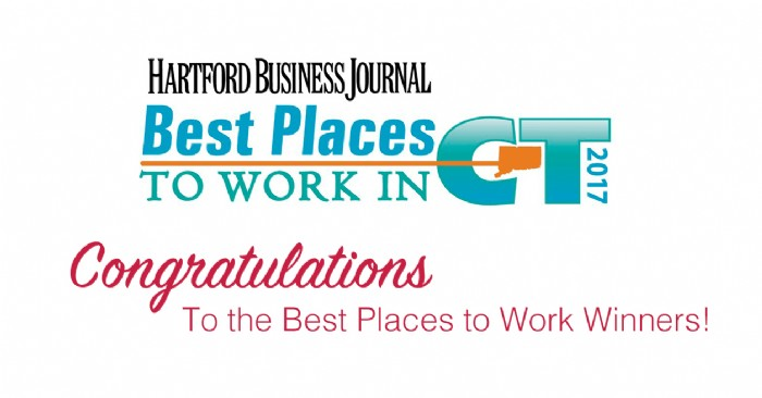 Web Solutions Clients Named Best Places to Work in CT