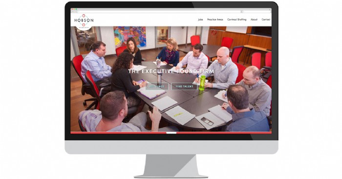 Hobson Associates Recruits Web Solutions for New Website