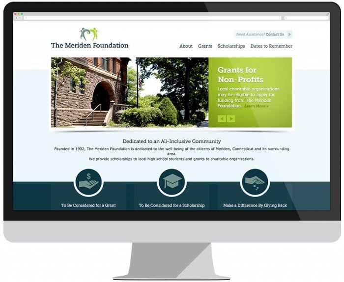 The Meriden Foundation Gets a Prominent Place on the Web