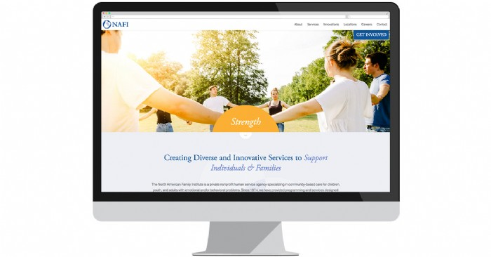 North American Family Institute Launches New Websites for Parent Company and CT