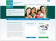 Advanced Behavioral Health Launches New Website