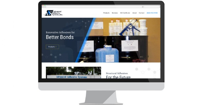 Advanced Adhesive Systems Launches New Website