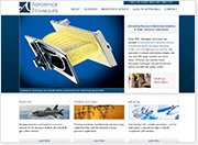 New Website Showcases Aerospace Techniques' Precision Machining Services