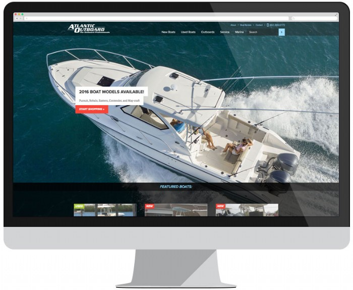 Oh Bouy! Atlantic Outboard Launches New Website