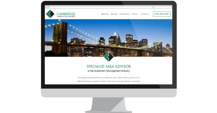 Cambridge International Partners Launches New Website
