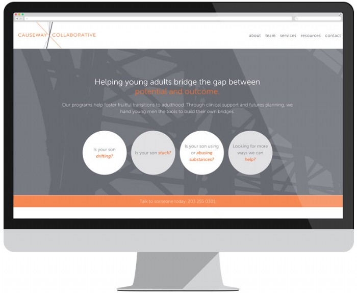 Causeway Collaborative Launches Redesigned Website