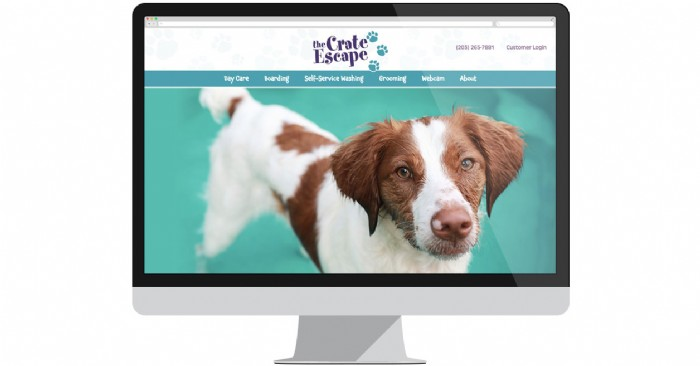The Crate Escape Launches Paw-sitively Awesome New Website