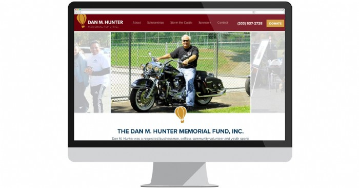 The Dan M. Hunter Memorial Fund Launches A New Website