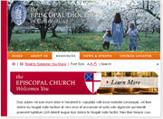 Episcopal Diocese of Connecticut Website Wins National Recognition