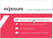 Web Solutions Launches Exposure: the New Internet Marketing Division