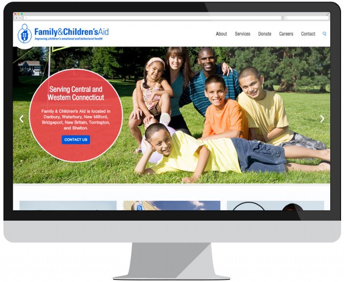Family and Children's Aid Launches New Website