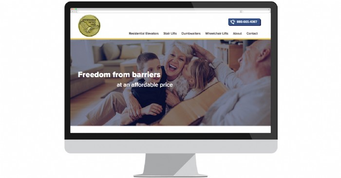 Freedom Lifts Takes a Step Up with New Website