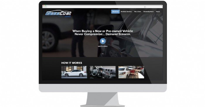 Simoniz Launches New Website to Promote GlassCoat Vehicle Protection