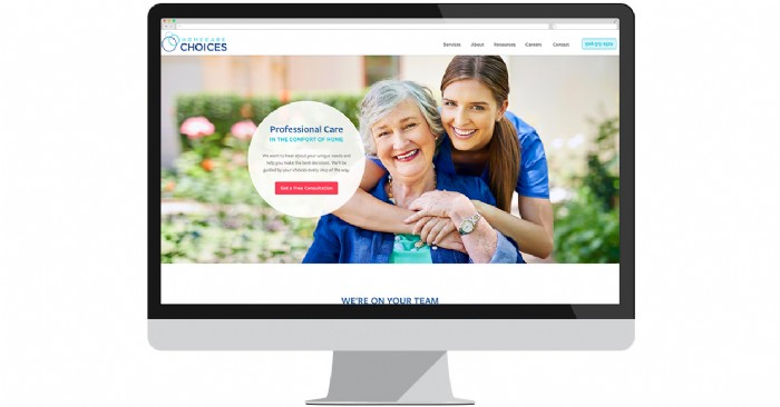 Homecare Choices Promotes Concierge Home Care Services with New Website