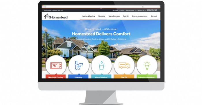 Homestead Launches New Website to Showcase Home Services