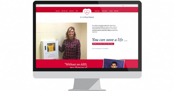 In A Heartbeat Foundation Launches Website to Save Lives