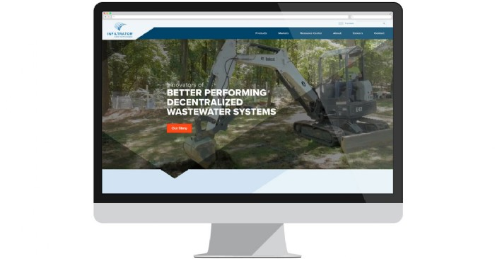 Infiltrator Water Technologies Launches New Website