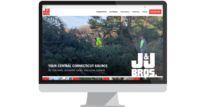 J&J Brothers Launches New Website for Dumpster Rental, Tree Work & Snow Removal