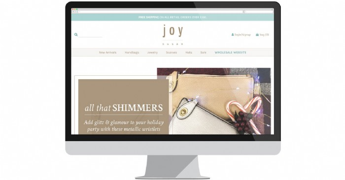 Joy Susan Launches New Website for Vegan Leather Handbags & Accessories