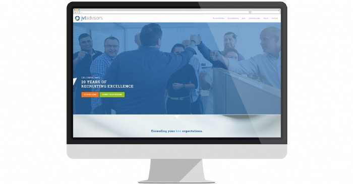 JVT Advisors Launches New Recruiting Website
