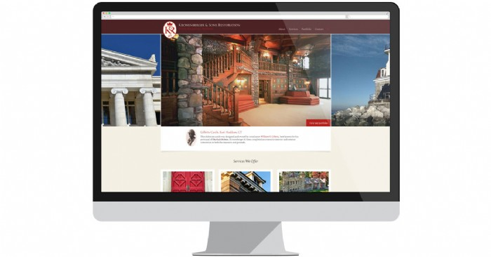 Kronenberger & Sons Launches New Website for Architectural Restoration Services