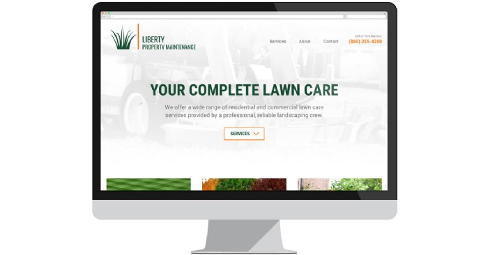 Liberty Property Maintenance Launches New Website