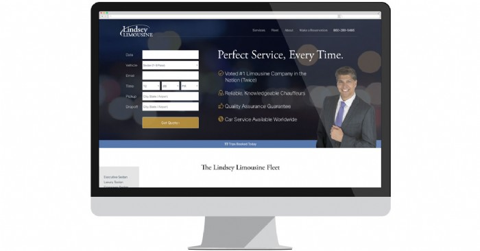 Lindsey Limousine Launches New Website for Luxury Transportation in CT