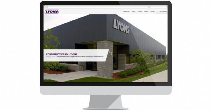 Lyons Tool & Die Launches Next Generation Website